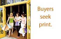 Buyers Like Print