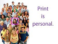 Print is Personal
