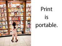 Print is Portable
